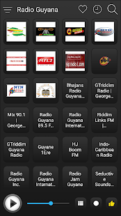 Guyana Radio Stations Online - Guyana FM AM Music