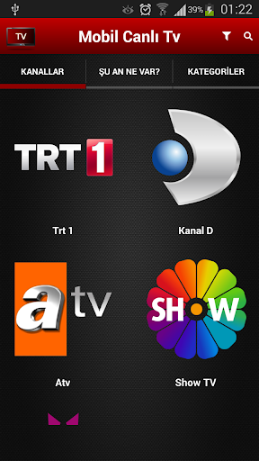 Mobil Canlu0131 Tv  Screenshots 2
