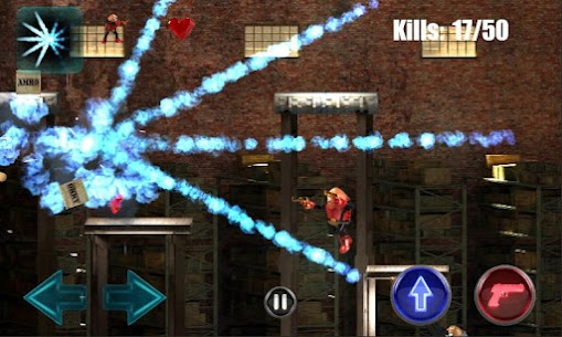 Killer Bean Unleashed MOD APK (Unlimited Ammo) 4