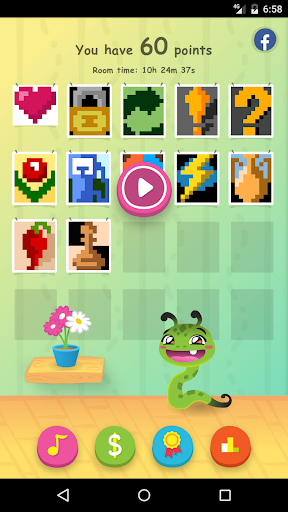 Link-a-Pix,  Picture Path Number Puzzle 1.14.82 screenshots 2