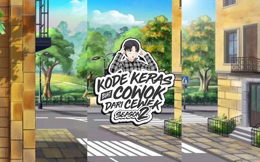 Kode Keras Cowok 2 - Back to School 2.95 screenshots 8