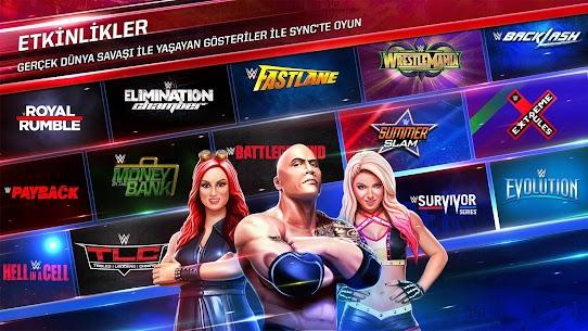 WWE Mayhem Mod Apk + Unlimited Gold/Cash v1.39.144 5