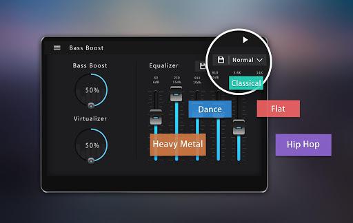 Bass Booster & Equalizer  Screenshots 6