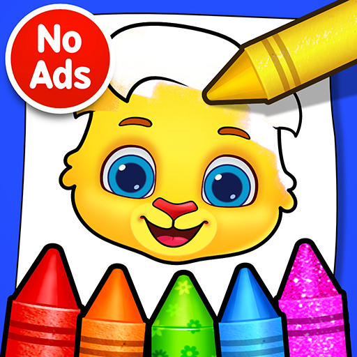 Coloring Games: Coloring Book, Painting, Glow Draw - Apps On Google Play