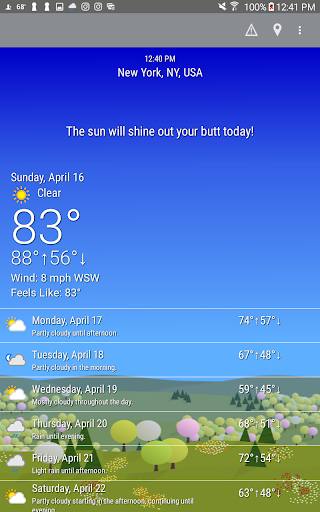 What The Forecast?!! screenshots 8