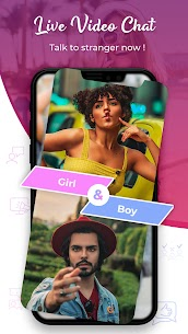 Girls Mobile number & Random video call with girls 3