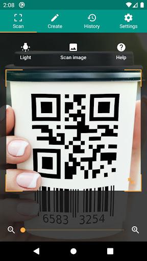 Image of QR & Barcode Reader 2.6.9-L 1