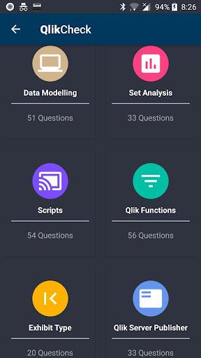 QlikCheck  screenshots 2