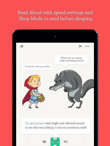 La Caperucita Roja - PleIQ Stories 1.5.1 Screenshots 3