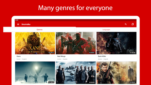 Smotrelka - films, cartoons, movies for free modavailable screenshots 14