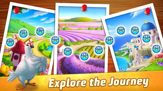 Solitaire TriPeaks Journey - Card Games Free 1.5926.0 Screenshots 3