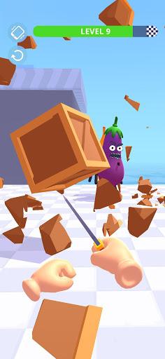 Hit Tomato 3D: Knife Throwing Master 1.7.2 screenshots 2