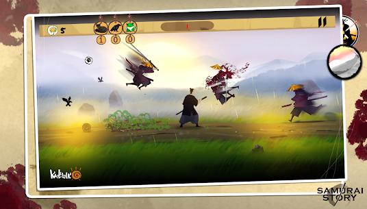 Samurai Story 3.9 Apk + Mod 2