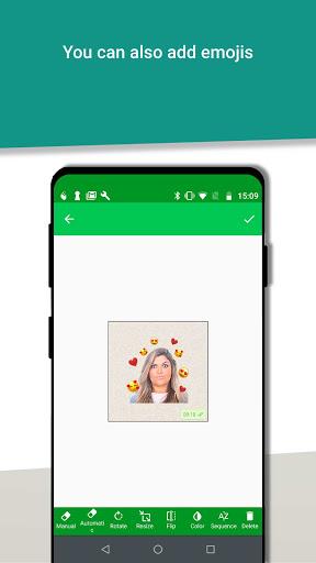 Sticker Maker - Create custom stickers  Screenshots 4