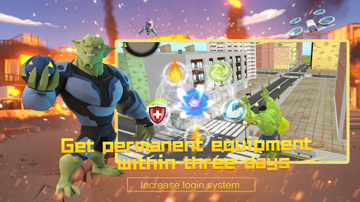 Super City Herouff1aCrime City Battle android2mod screenshots 4