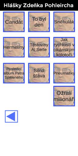 Hlu00e1u0161ky Zdeu0148ka Pohlreicha screenshots 2