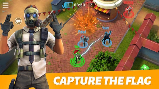 Outfire: Multiplayer Online Shooter Mod Apk 1.5.2 (All Weapons Unlocked) 5