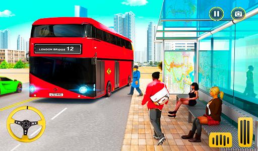 Euro Coach Bus Driving Simulator Bus Parking Games 25 Screenshots 9