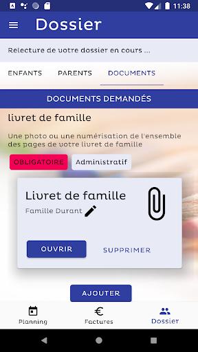 eTicket Famille 2.2.5 Screenshots 5
