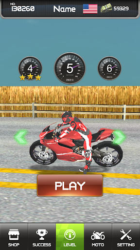 Bike Race: Motorcycle Game 1.0.3 screenshots 4
