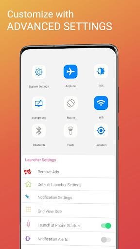 Launcher iOS 14 4.6 Screenshots 13