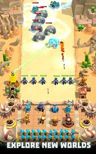 Wild Castle TD: Grow Empire Tower Defense in 2021 1.4.9 Screenshots 8