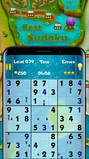 Best Sudoku (Free) apktram screenshots 3