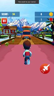 Paw Ryder Traffic Race Escape - Run of Patrol 1.3 screenshots 1