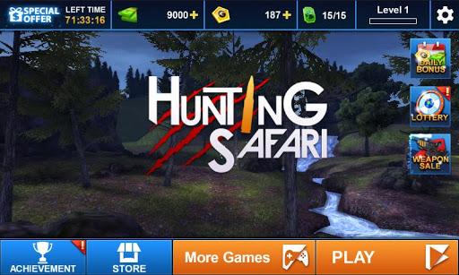 Hunting Safari 3D Apkfinish screenshots 14