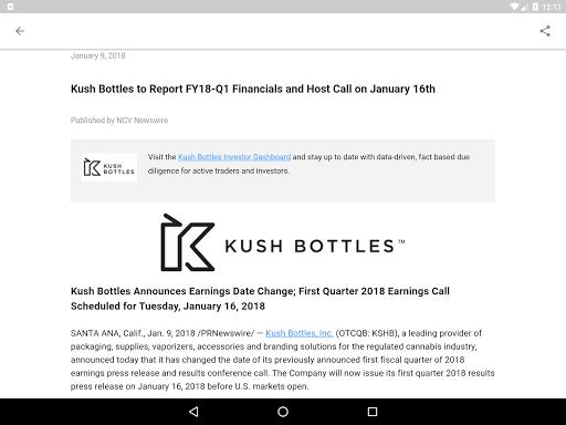New Cannabis Ventures 2.5 screenshots 8