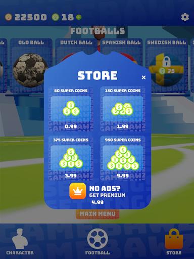 Euro Kick Cup  screenshots 15