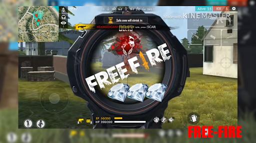 guide for free-free diamonds 2020 new screenshot 3