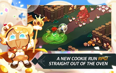 Cookie Run: Kingdom Mod 1.1.32 Apk [Unlimited Coins] 2
