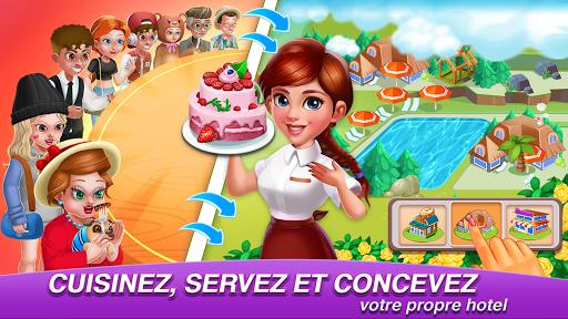 Code Triche Cooking World: Diary Cooking jeux de cuisine 2021 APK Mod screenshots 1