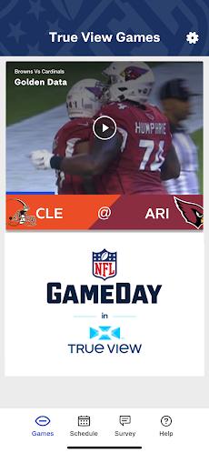 NFL GameDay in True Viewのおすすめ画像3