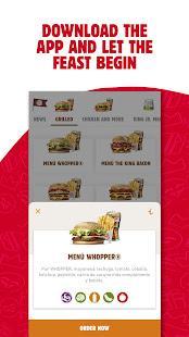 Burger King - Portugal screenshots 4