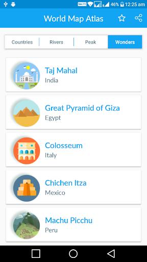 Offline World Map 1.1.6 Screenshots 4