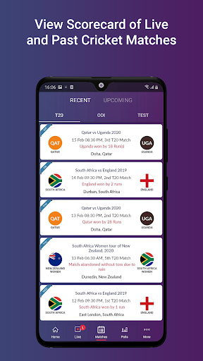 Cricket Line Guru : Cricket Live Line android2mod screenshots 5
