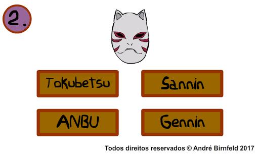 Genius Quiz Naru - Smart Anime Trivia Game  screenshots 2