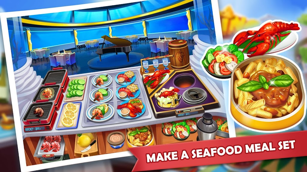 Cooking Madness - A Chef's Restaurant Games  poster 21