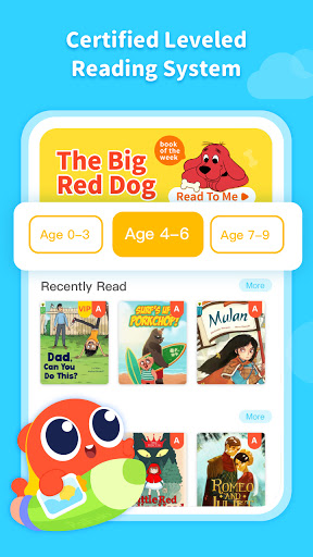 PalFish - Picture Books, Kids Learn English Easily apktram screenshots 3
