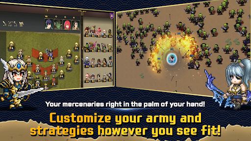 Eternal Saga : Region Tactics  screenshots 18