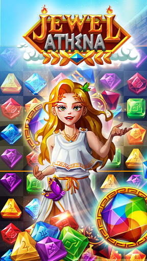 Jewel Athena: Match 3 Jewel Blast 1.7.1 screenshots 1