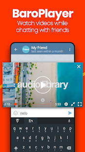 BaroPlayer: Floating Video Player, Tube Floating Screenshot