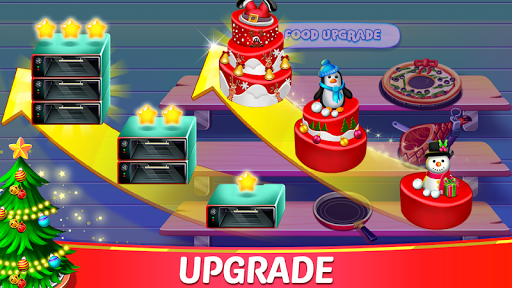 Christmas Cooking : Crazy Restaurant Cooking Games 1.4.42 screenshots 7