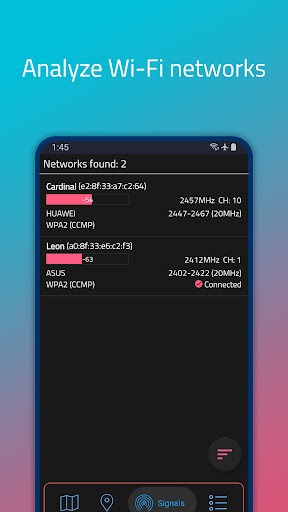 WiFi Warden - WiFi Passwords & more android2mod screenshots 3