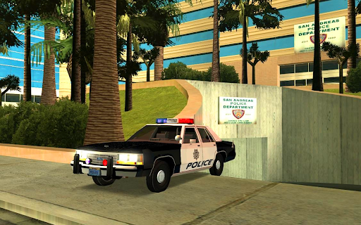 Police Car Gameud83dude93 - New Game 2021: Parking 3D apkpoly screenshots 13