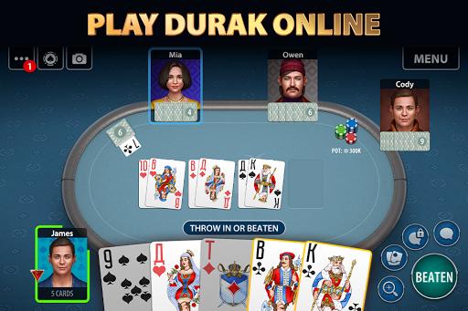 Durak Online by Pokerist 36.2.0 screenshots 1