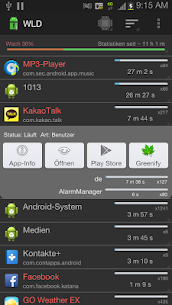 Wakelock Detector [FULL PACK] Patched APK 2