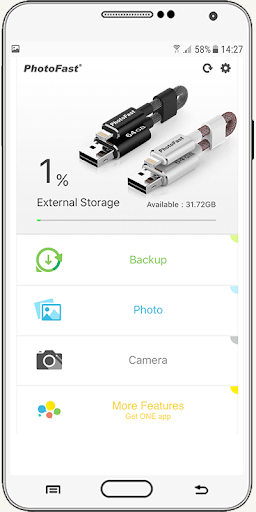 usb otg settings driver connect phone for android  Screenshots 6